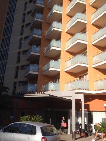 MedPlaya Hotel Regente: front of hotel