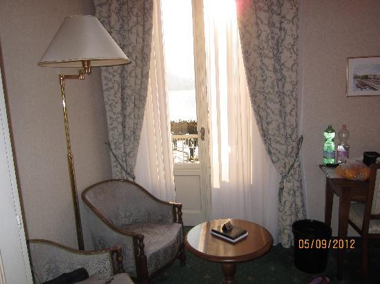 Hotel International au Lac: Room