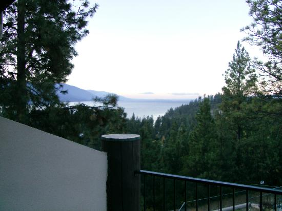 Bigfork Mountain Lake Lodge: Flathead lake