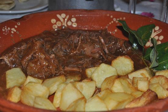 Restaurante Malveiro : Menu
