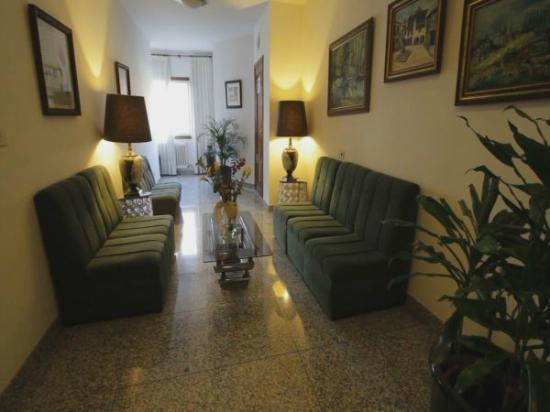 Hotel La Peregrina: Sala de Descanso