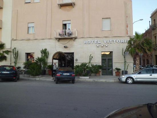 Hotel Vittoria : in buona posizione