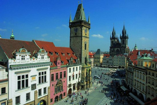 Prague Trips & Tickets