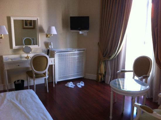 Hotel Atlantico: Stanza