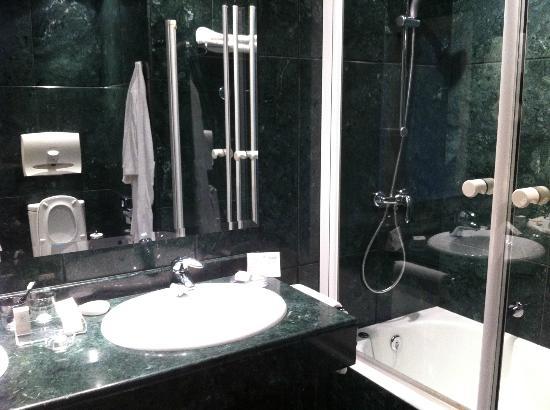 Hotel Atlantico: Bagno