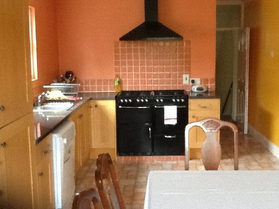 Flat 5 Cardiff: Kitchen Apt B Kings road
