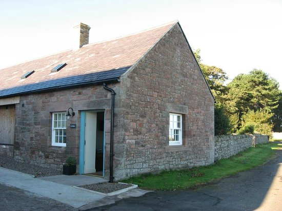 Fenham Farm Bed and Breakfast : The Curlew Room