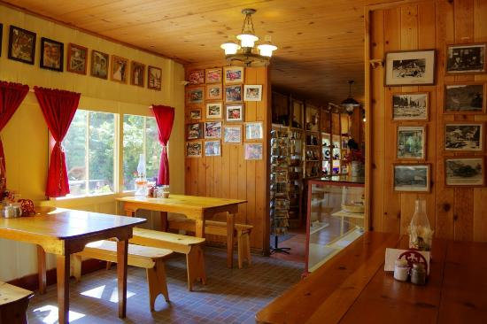 Silver City Mountain Resort: Silver City Store & Restaurant.