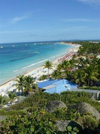 Blue Bay Beach Hotel: Plage Orient Bay