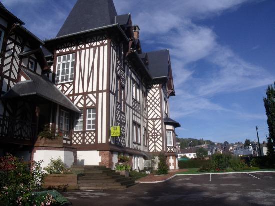 La Villa Des Houx: superbe hotel !!!!
