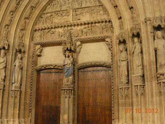 Catedral de Santa Maria: Interior Catedral
