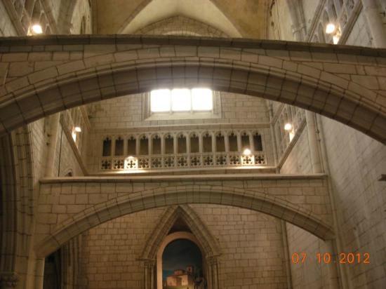 Catedral de Santa María: Interior Catedral