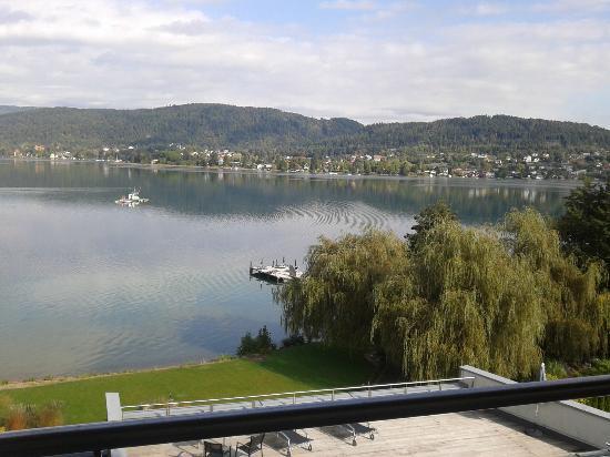 VIVA-Das Zentrum fur Moderne Mayr Medizin: View from my room!