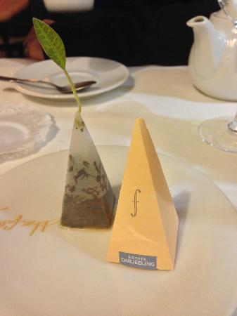 Le Pommier Restaurant: Tea