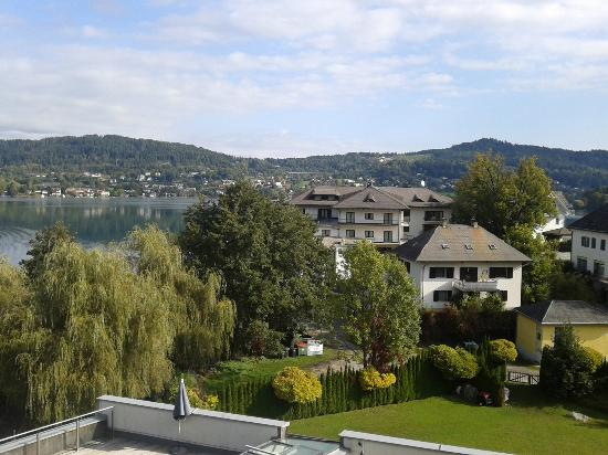 VIVA-Das Zentrum fur Moderne Mayr Medizin: View from my room