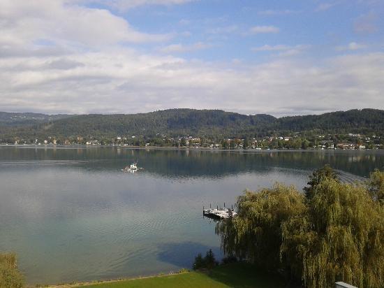 VIVA-Das Zentrum fur Moderne Mayr Medizin: Stunning view to wake up to!