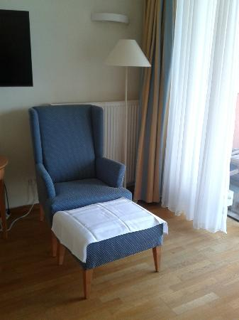 VIVA-Das Zentrum fur Moderne Mayr Medizin: Comfortable chair!