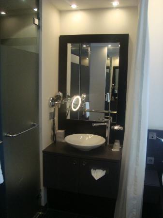 Park Hotel Amsterdam : Mirror