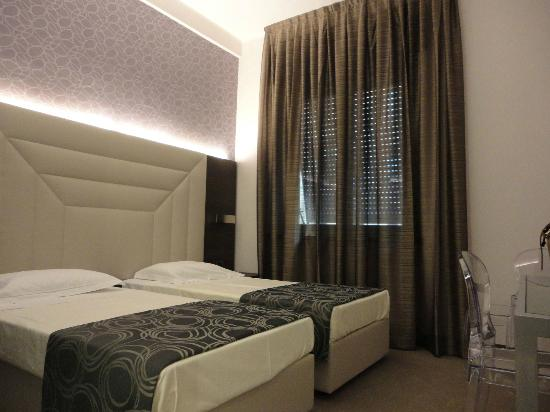 Soperga Hotel: two bed room