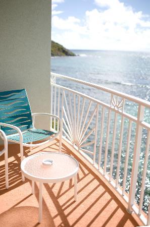 Oyster Bay Beach Resort: Balcony Room #2831