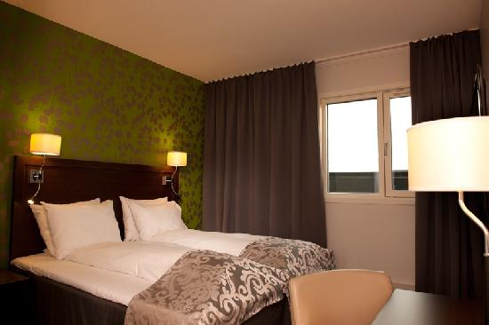 First Hotel Victoria: Double room