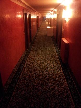 Hotel Abano Terme Cristoforo: Primo piano Hotel