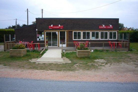 Surtainville, Γαλλία: Le restaurant