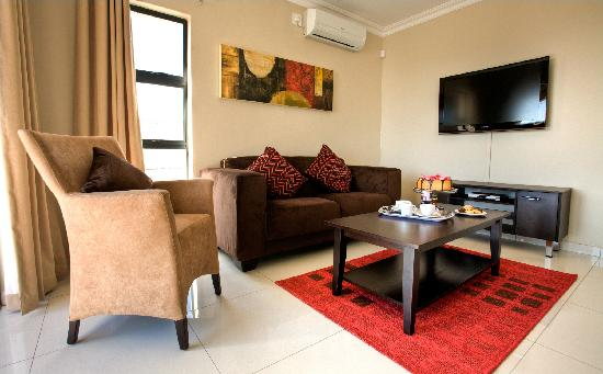 Star Holiday Apartments: LOUNGE