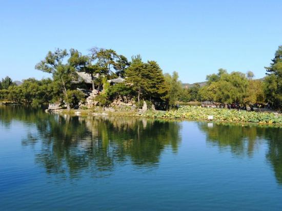Qingchuifeng National Forest Park: Parkanlage im Mountain Resort