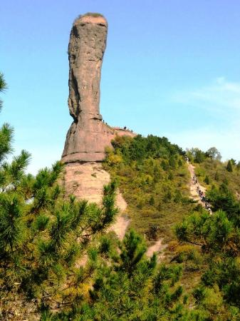 Qingchuifeng National Forest Park: The Sledge Hammer Peak