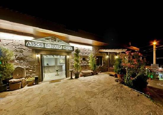 Assos, Turquie : Giriş