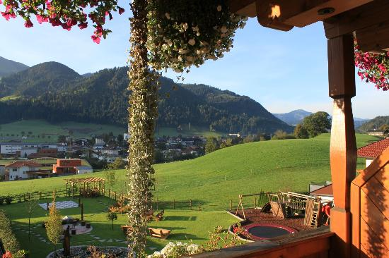 Hotel Alpenpanorama : View from the room