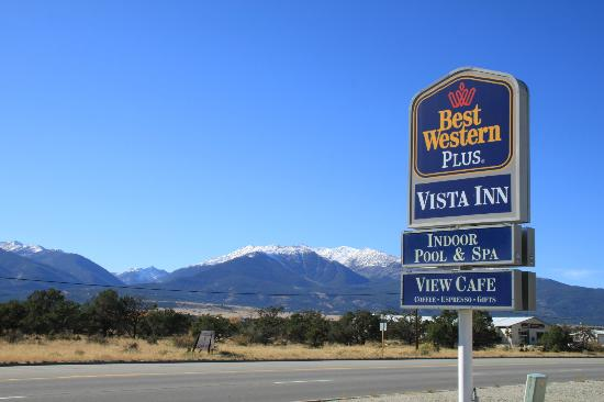 Best Western Vista Inn: Beautiful views from hotel