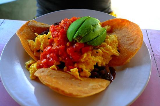 Zamas: Huevos Rancheros