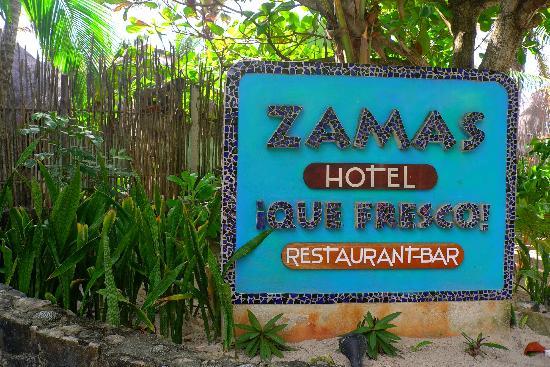 Zamas Entrance