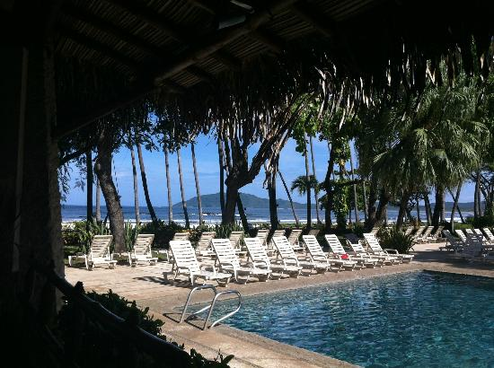 Hotel Tamarindo Diria: Pool area