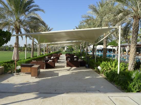 Desert Palm Dubai: Chilling areas