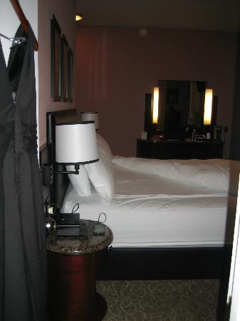 โรงแรมวอชิงตันสแควร์: King executive room