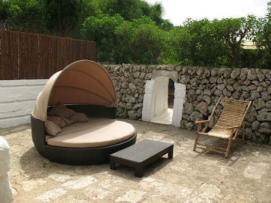 Matchani Gran: somewhere to relax