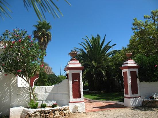 Matchani Gran: Entrance