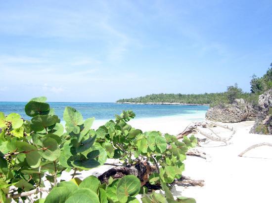 Paradisus Rio de Oro Resort & Spa: Spa beach