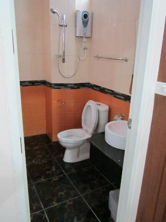Baan Sutra Guesthouse : Bedroom