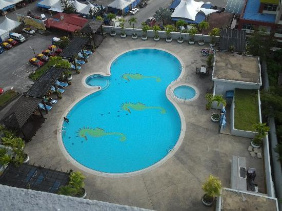 Bayview Hotel Langkawi: very nice for swimming pool