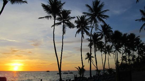 Barcelo Dominican Beach: Sonnenaufgang am Strand