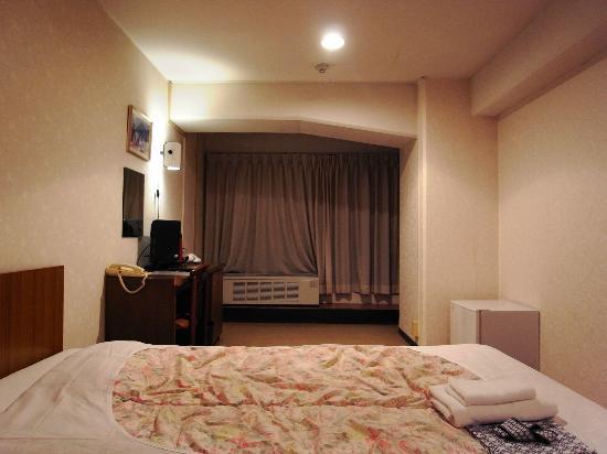 Hotel Okuuchi Osaka: 客室