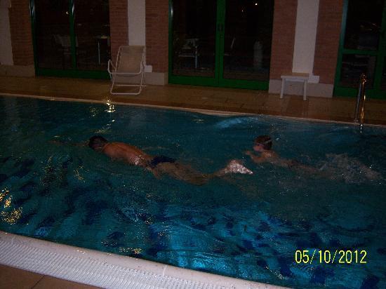 Hotel Villa Malaspina : Nuotata relax!