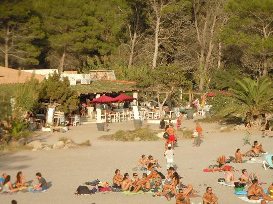 Elements Ibiza Beach Restaurant: elements restaurant