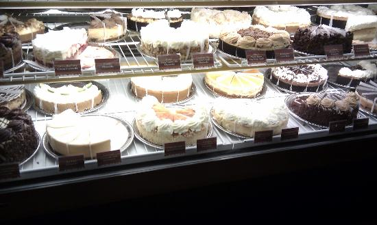 The Cheesecake Factory : Cheesecake Heaven