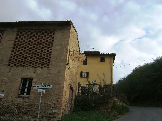 Osteria di Casa Chianti: Tuscan and too good to be true