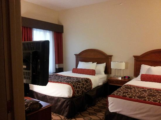 La Quinta Inn & Suites North Platte: Suite  - La stanza con 2 queen